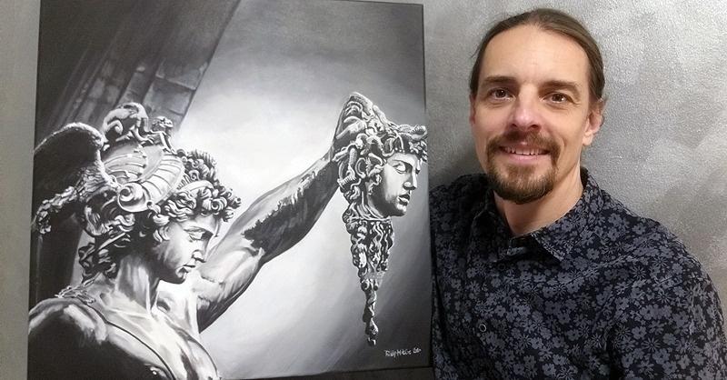 Egy festmény, aminek a története az ókorba nyúlik vissza