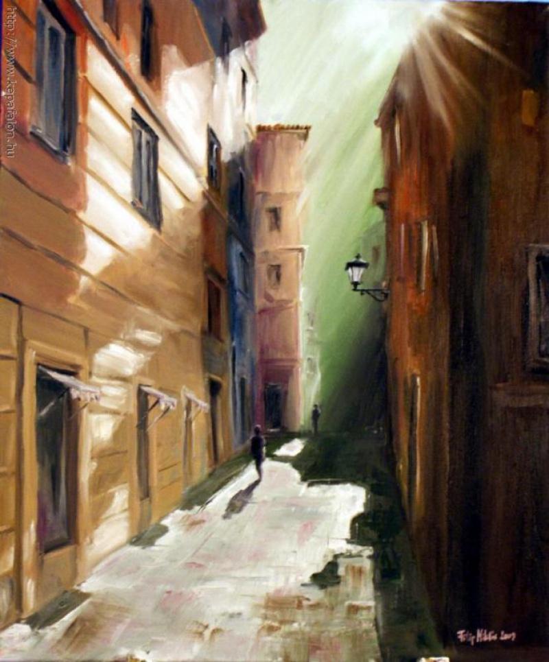 Elveszni Rómában