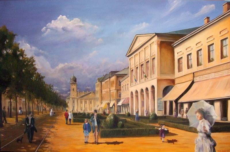 Debreceni múlt