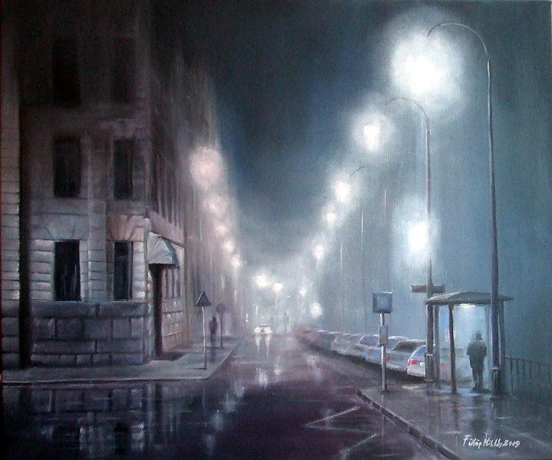 Ködös utca