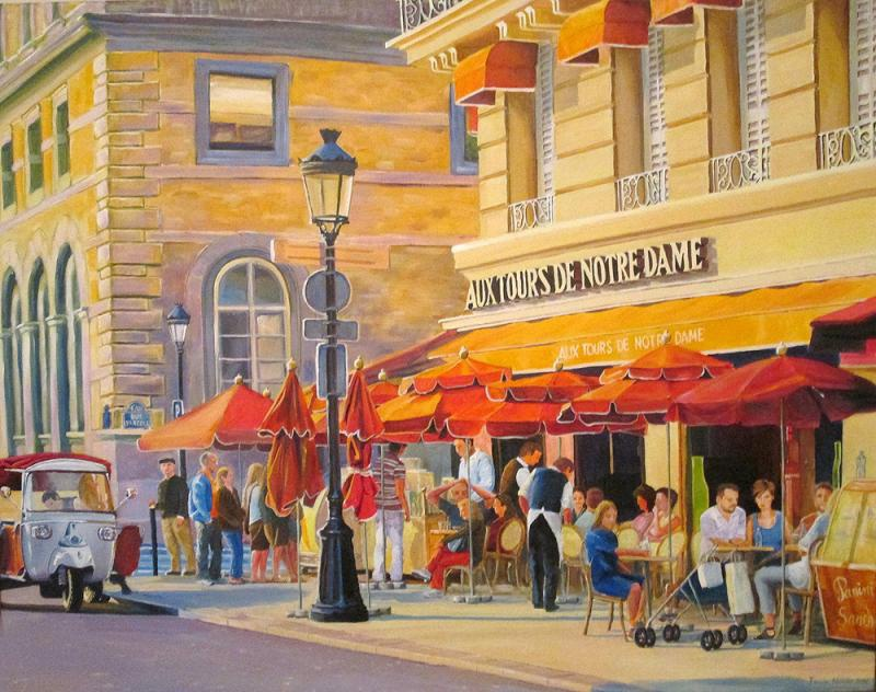 Párizsi délután